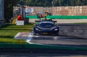 Nick Moss Joe Osborne Inception Racing McLaren 720S GT3 International GT Open Monza