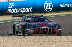 Heiko Neumann Marvin Kirchhöfer Neumann Racing Team Mercedes-AMG GT3 GTC Race Hockenheim
