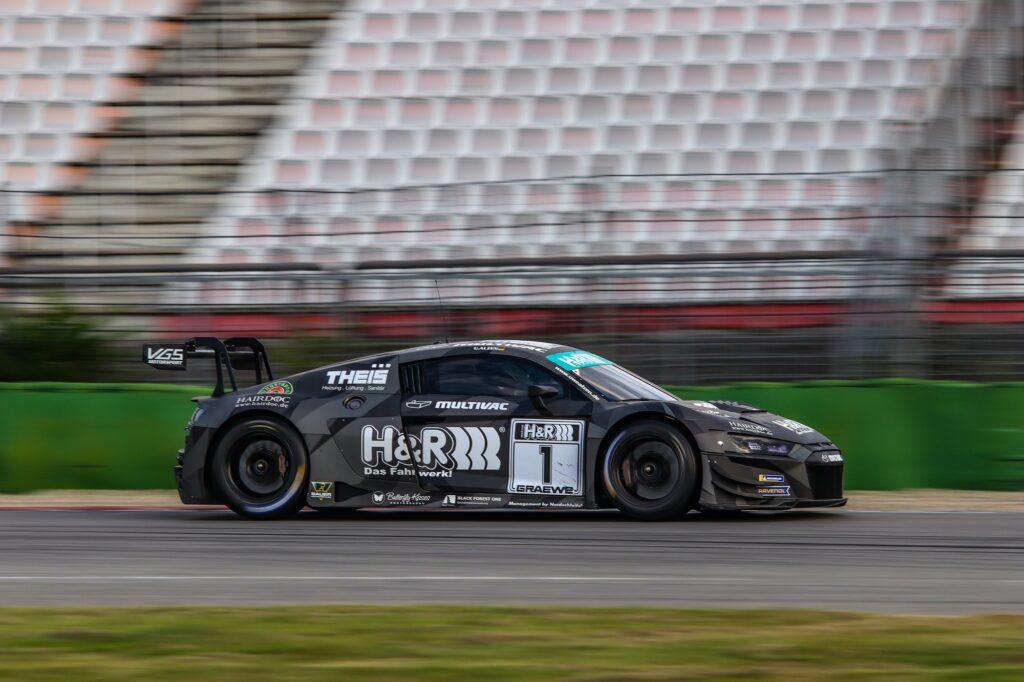 Uwe Alzen Audi R8 LMS GT3 STT Hockenheim