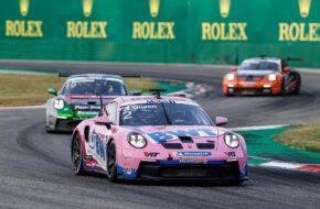 Ayhancan Güven BWT Lechner Racing Porsche 911 GT3 Cup Porsche Supercup Monza