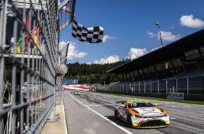 Mike David Ortmann PROsport Racing Aston Martin Vantage AMR GT4 DTM Trophy Red Bull Ring