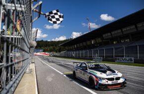 Ben Green FK Performance BMW M4 GT4 DTM Trophy Red Bull Ring