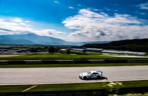Will Tregurtha CV Performance Group Mercedes-AMG DTM Trophy Red Bull Ring