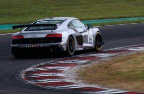 Henri Jung Tim Vogler Car Collection Audi R8 LMS GT4 GTC Race Lausitzring