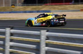 Paul-Aurel König Louis-Vincent König Allied-Racing Porsche 718 Cayman GT4 Clubsport MR GTC Race Oschersleben