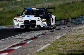 Jens Klingmann Sheldon van der Linde BMW M4 GT3 Nürburgring Langstrecken-Serie Nürburgring-Nordschleife