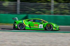 Michele Beretta Frederik Schandorff Vincenzo Sospiri Racing Lamborghini Huracan GT3 International GT Open Monza
