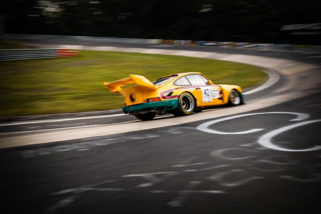 Kersten Jodexnis Robin Chrzanowski Andreas Gülden Dr. Eddy Althoff Porsche 934/5 1.000 Kilometer Nürburgring