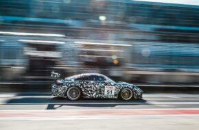Uwe Alzen Marco Holzer Manthey Racing Porsche 911 GT3 Cup Nürburgring Langstrecken-Serie Nürburgring-Nordschleife