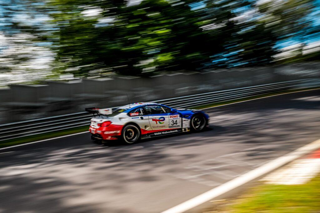 Christian Krognes David Pittard Ben Tuck Walkenhorst Motorsport BMW M6 GT3 Nürburgring Langstrecken-Serie Nürburgring-Nordschleife