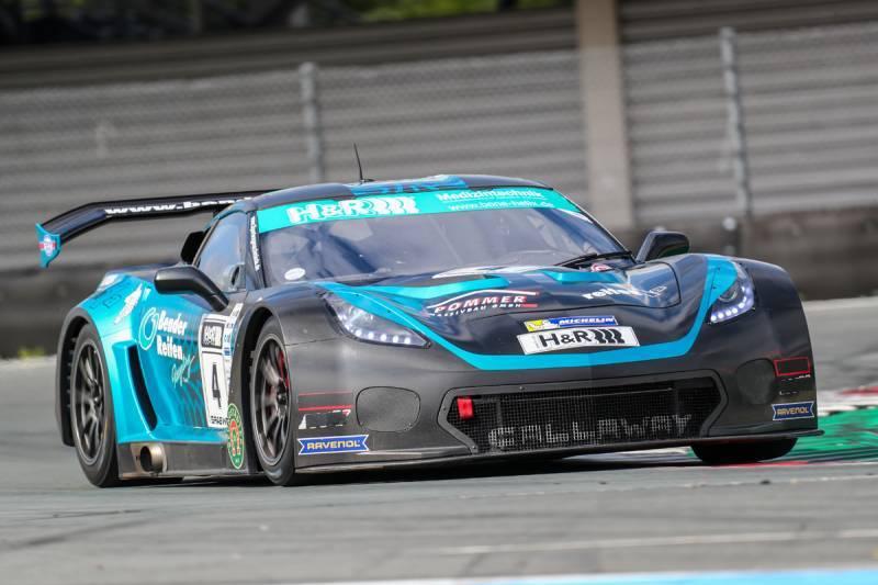 Jürgen Bender Corvette C7 GT3-R STT Assen