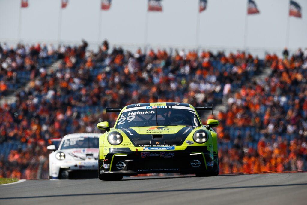 Laurin Heinrich Huber Racing Porsche 911 GT3 Cup Porsche Supercup Zandvoort