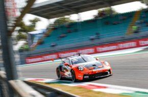 Larry ten Voorde GP Elite Porsche 911 GT3 Cup Porsche Supercup Monza