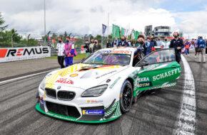 Marco Wittmann Walkenhorst Motorsport BMW M6 GT3 DTM Nürburgring