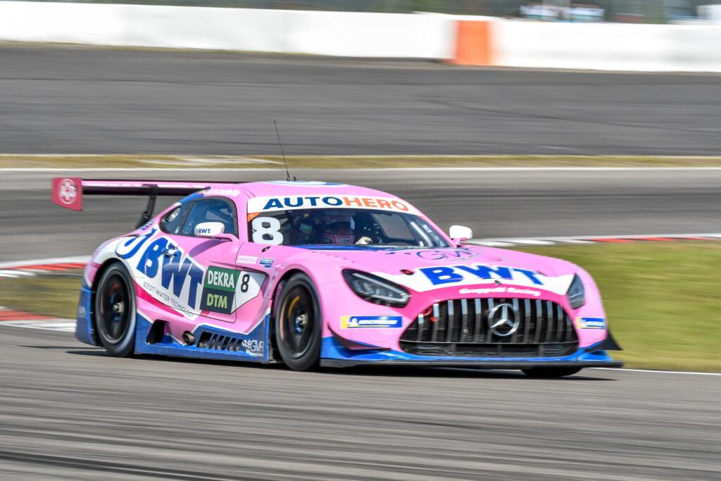 Daniel Juncadella Mercedes-AMG Team GruppeM Racing Mercedes-AMG GT3 DTM Nürburgring