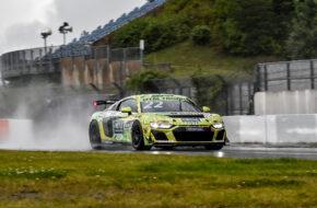 Lirim Zendeli T3 Motorsport Audi R8 LMS GT4 DTM Trophy Nürburgring