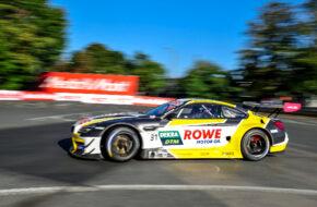 Sheldon van der Linde ROWE Racing BMW M6 GT3 DTM Norisring