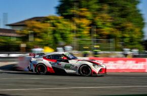 Nico Verdonck Ring Racing Toyota GR Supra GT4 DTM Trophy Norisring