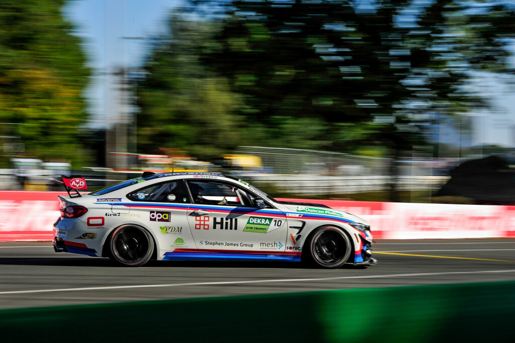 Ben Green FK Performance BMW M4 GT4 DTM Trophy Norisring