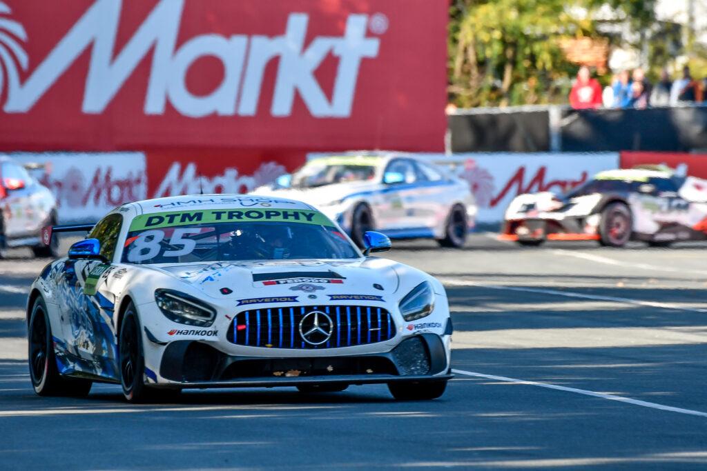 Will Tregurtha CV Performance Group Mercedes-AMG DTM Trophy Norisring
