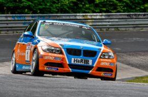 Philipp Leisen Danny Brink Christopher Rink Pixum Team Adrenalin Motorsport BMW 325i Nürburgring Langstrecken-Serie Nürburgring-Nordschleife