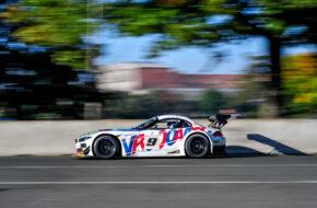 Bruno Spengler BMW Z4 GT3 BMW M Motorsport Langstrecken Legenden Norisring