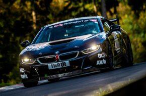 828 Racing BMW i8 Nürburgring Langstrecken-Serie Nürburgring-Nordschleife