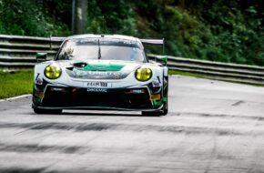 Matteo Cairoli Romain Dumas Dinamic Motorsport Porsche 911 GT3 R GT World Challenge Europe Endurance Cup Nürburgring Langstrecken-Serie Nürburgring-Nordschleife