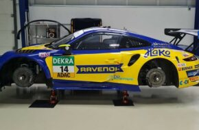 Martin Ragginger Maxinilian Hackländer MRS GT-Racing Porsche 911 GT3 R ADAC GT Masters