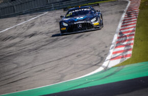 Marvin Dienst Oscar Tunjo Paul Petit Toksport WRT Mercedes-AMG GT3 GT World Challenge Europe Nürburgring