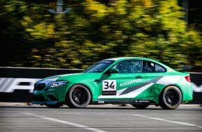 Theo Oeverhaus BMW M2 Cup Norisring