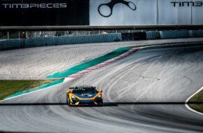 Bailey Voisin Charlie Fagg United Autosports McLaren 570S GT4 GT4 European Series Barcelona