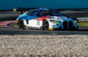 Augusto Farfus Philipp Eng Jesse Krohn BMW Motorsport BMW M4 GT3 GT World Challenge Europe Barcelona