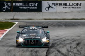 Dominik Baumann Martin Konrad Valentin Pierburg SPS automotive performance Mercedes-AMG GT3 GT World Challenge Europe Barcelona