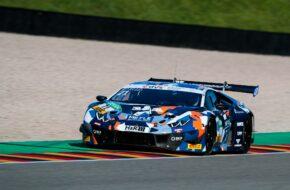 Maximilian Paul Marco Mapelli T3 Motorsport Lamborghini Huracan GT3 ADAC GT Masters Sachsenring