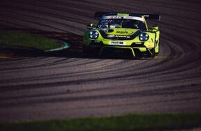Michael Ammermüller Mathieu Jaminet SSR Performance Porsche 911 GT3 R ADAC GT Masters Sachsenring
