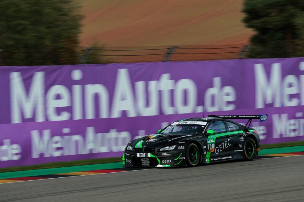 Nick Yelloly Jesse Krohn Schubert Motorsport BMW M6 GT3 ADAC GT Masters Sachsenring