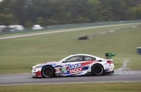 Bill Auberlen Robby Foley Turner Motorsports BMW M6 GT3 IMSA WeatherTech SportsCar Championship VIRginia International Raceway