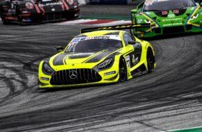 Marcin Jedlinski Karol Basz Olimp Racing Mercedes-AMG GT3 International GT Open Red Bull Ring