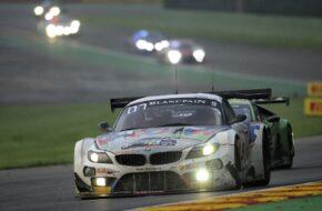 Alex Zanardi Bruno Spengler Timo Glock ROAL Motorsport BMW Z4 GT3 24h Spa