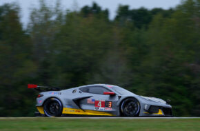 Nick Tandy Tommy Milner Corvette Racing Corvette C8.R IMSA WeatherTech SportsCar Championship VIRginia International Raceway