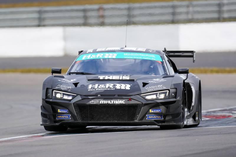 Uwe Alzen Audi R8 LMS GT3 STT Nürburgring