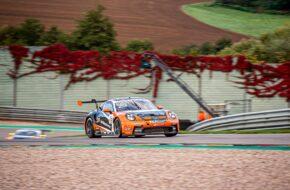 Larry ten Voorde GP Elite Porsche 911 GT3 Cup Porsche Carrera Cup Sachsenring